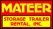 MATEER STORAGE TRAILER RENTAL
